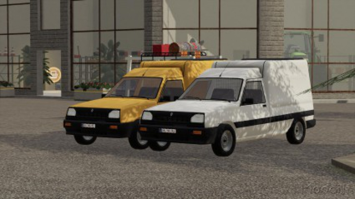 Trending mods today: Renault Express v2.0