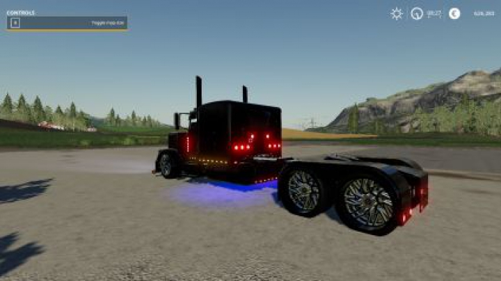 trucks Pete 379 Legacy
