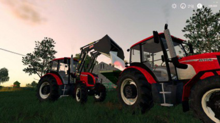 Trending mods today: ZETOR PROXIMA 85 v1.0.0.0