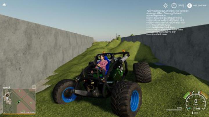 Cars AMAZONE CRASSHOPPER v1.0