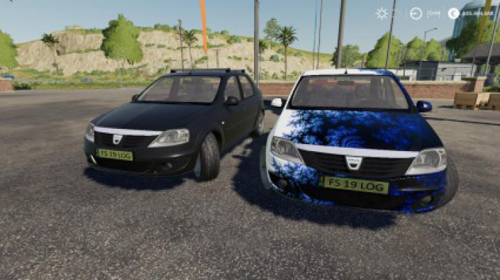 Trending mods today: Dacia Logan v1.0