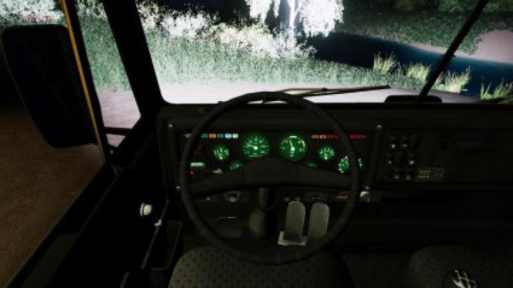 Trucks Kamaz 4310 Flat v1.2.0.0