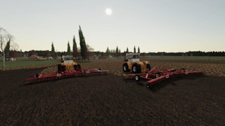 Tractors Raba Steiger Series v1.2.0.0