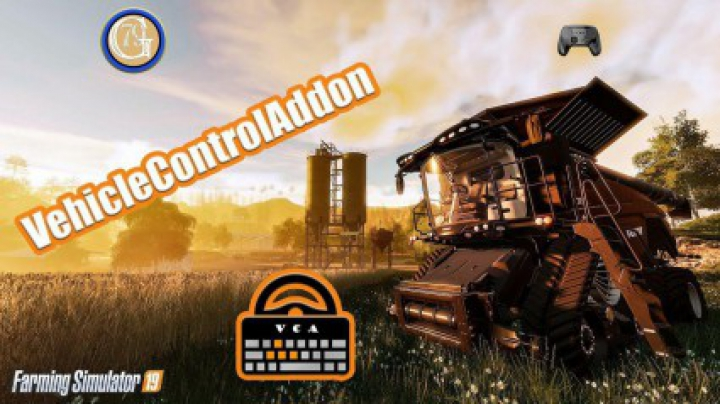 Trending mods today: Vehicle Control Addon v0.1.0.7