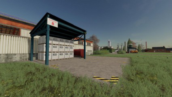 Trending mods today: Herbicides Production Package v1.0.0.0