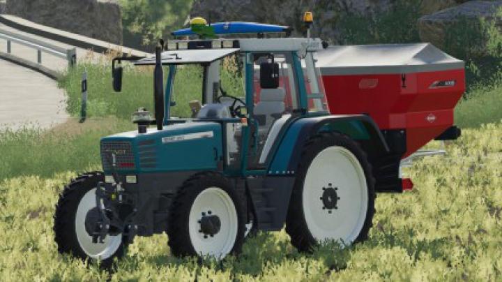 Tractors Fendt Favorit 509 510 v5.0.0.0