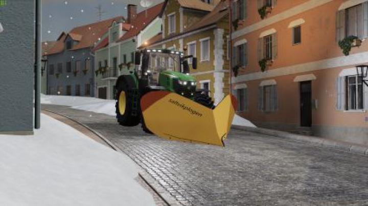 Trending mods today: snow plow