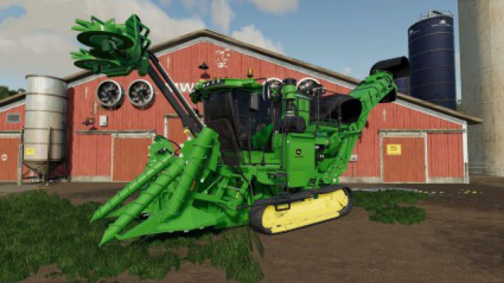 Trending mods today: JOHN DEERE CH 760 v1.0.0.0