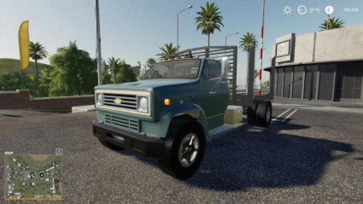Trending mods today: Chevy C70 Log Truck v1.0.0.0