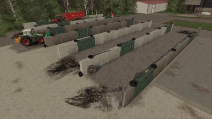 Trending mods today: Small Bunker Silo Set v1.0.0.0