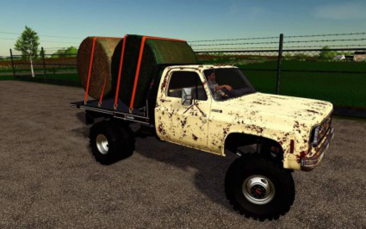 Trending mods today: EXP19 Chevy K30'79 Hydeabed v1.0
