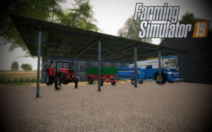 Trending mods today: Old SHED PLACEABLE v1.0