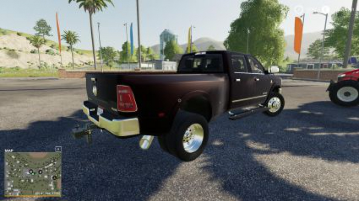 Trending mods today: DODGE RAM 3500 REVISED V3.0.1