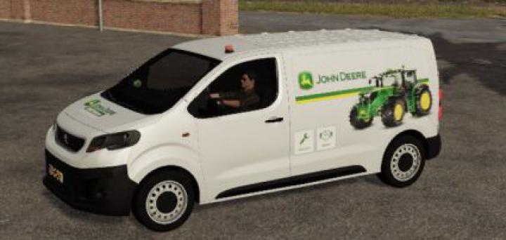 Trending mods today: John Deere servicecar