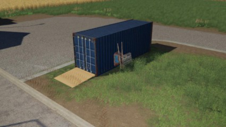 Trending mods today: Filling Stations Container v1.0.0.0