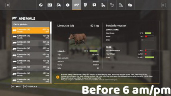 Trending mods today: GlobalCompany Addon - Realistic Milking Time v1.0.0.0