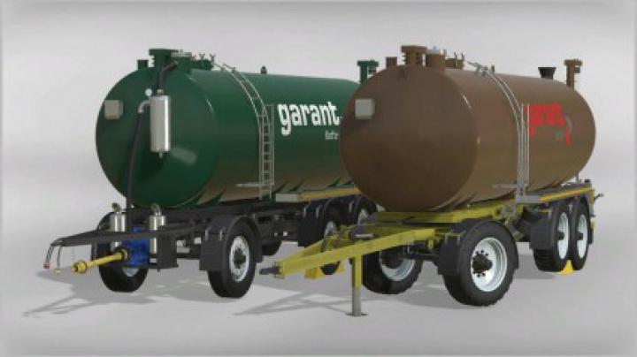 Trending mods today: Kotte Garant Tanktrailer v1.0.0.0