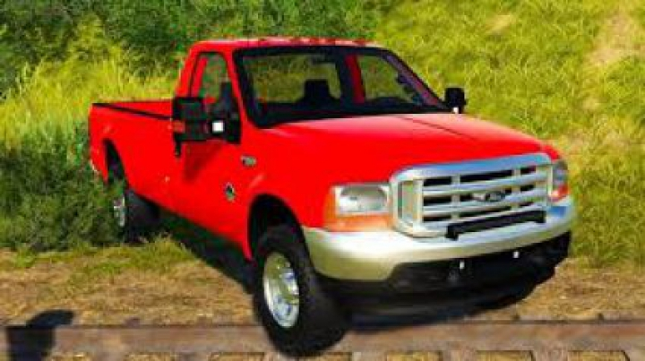 Trending mods today: 1999 Ford F-350 Powerstroke V1.3
