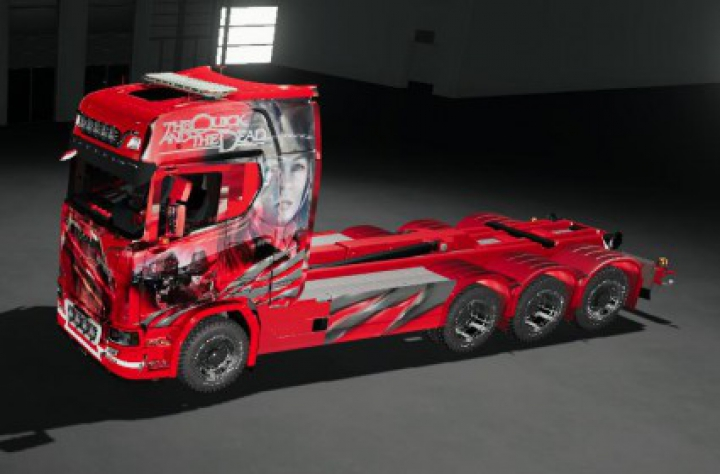 Trending mods today: Scania HKL Stone v2.3
