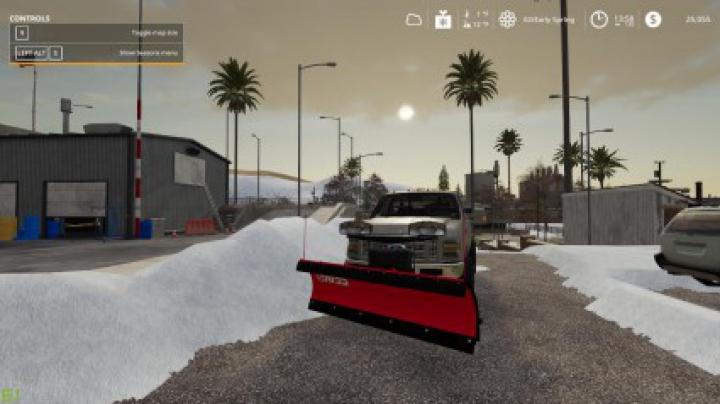 Trending mods today: Boss snow plow fs19 and fs17 modding v1.0