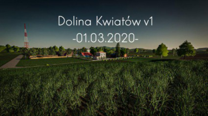 Trending mods today: DOLINA KWIATOW v1.0.0.0