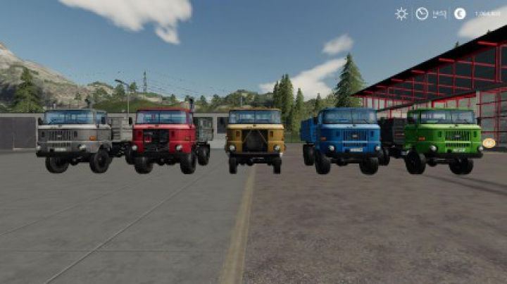 Trending mods today: IFA W50 pack v2.0.0.0