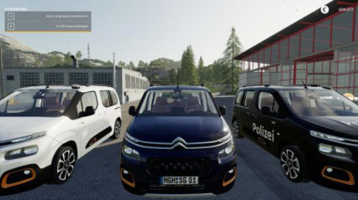 Trending mods today: Citroen Berlingo SEK v1.1.0.0