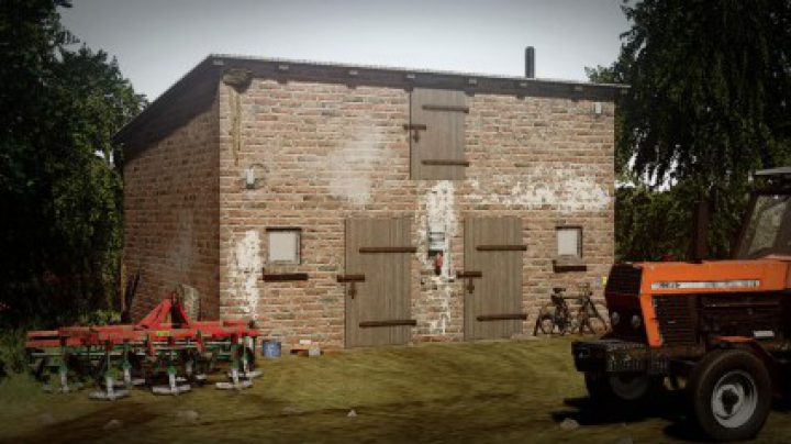 Trending mods today: Polish Shed v1.0.0.0