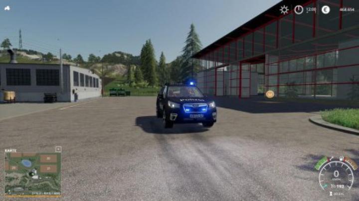 Trending mods today: Subaru Forester SEK v1.1.0.0