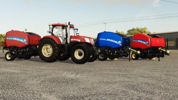 Trending mods today: New Holland Roll-Belt 150 v1.0.0.0