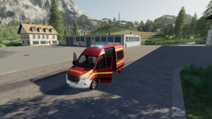 Trending mods today: Mercedes Sprinter VS30 ELW v1.0.0.0