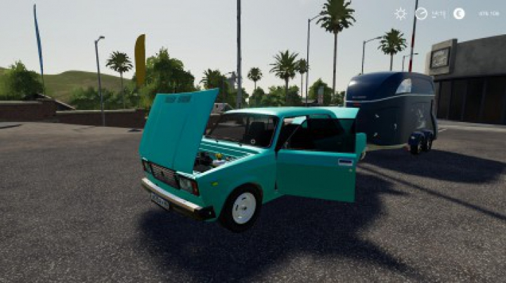 Trending mods today: VAZ 2107 v3.0