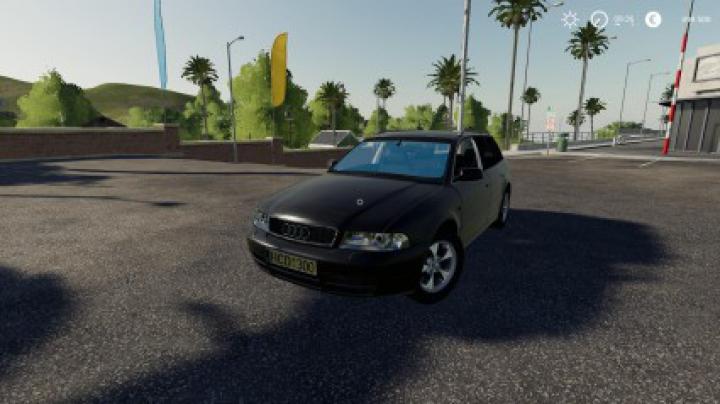 Trending mods today: Audi A4 B5 v1.0.0.0