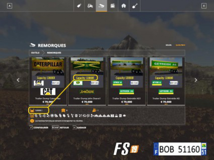 Trending mods today: Pack 4 Trailers Dump By BOB51160 v2.0