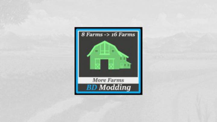 Trending mods today: MORE FARMS v1.0.0.0