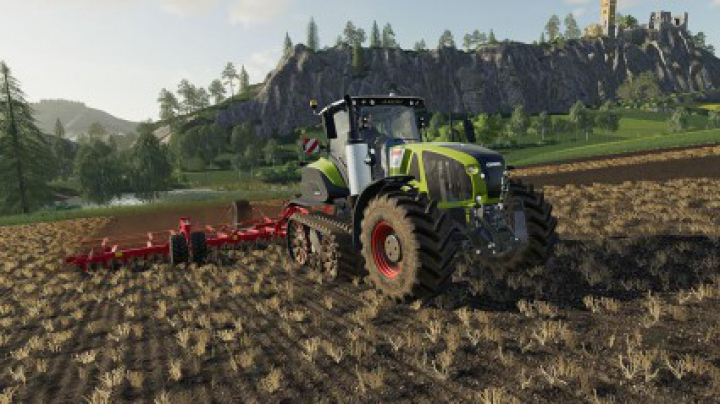 Trending mods today: Claas Axion 960-930 Terra Trac v1.0.0.0
