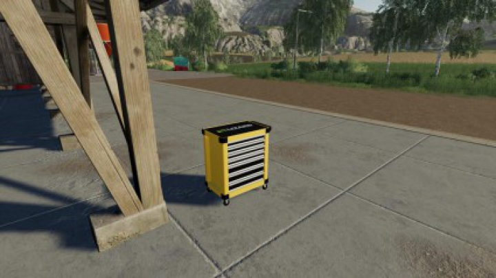 Trending mods today: Tool Trolley v1.1.0.0
