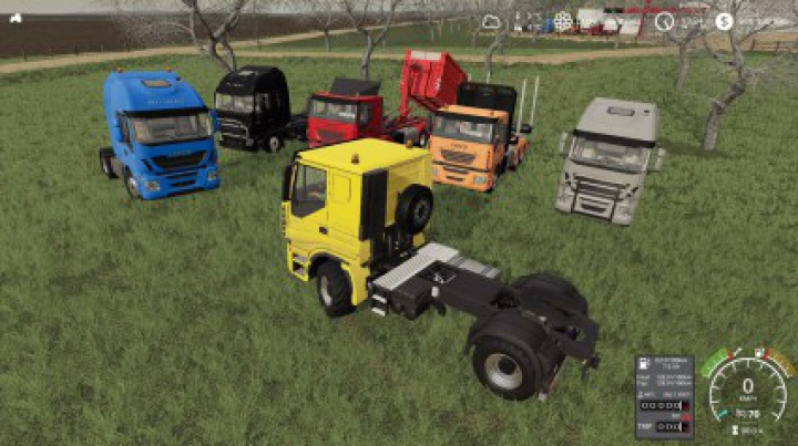 Trending mods today: Iveco Pack v1.0.0.0