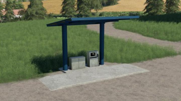 Trending mods today: Old Fuel Station v1.0.0.0