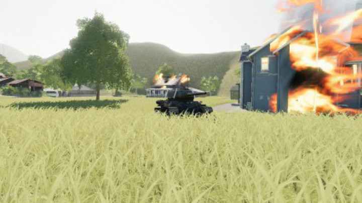 Trending mods today: T34-85 captured by US army wip v1.0