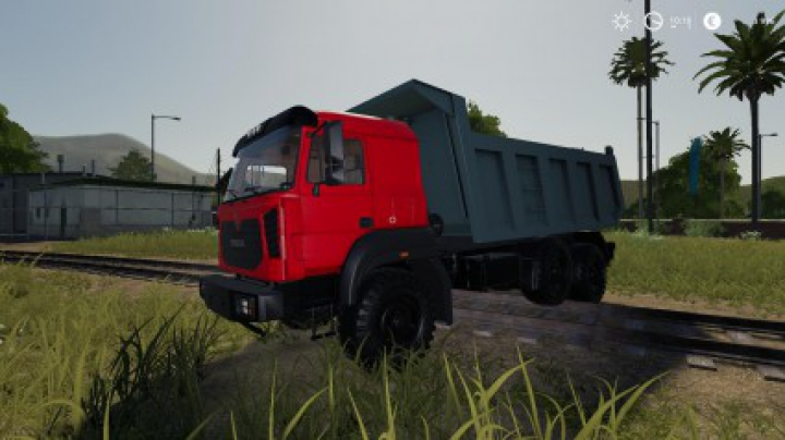 Trending mods today: Ural-6370K Scoop v2.0
