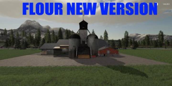 Trending mods today: FLOUR NEW VERSION v1.0