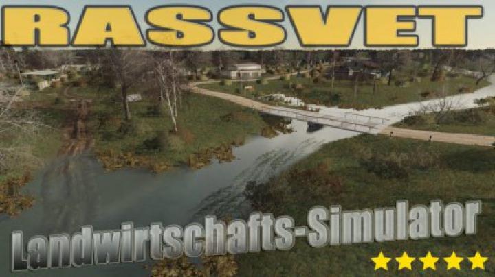Trending mods today: RASSVET Map v2.7.6
