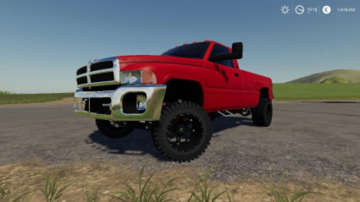 Trending mods today: 2nd gen cummins with ford bumper v1.0.0.0