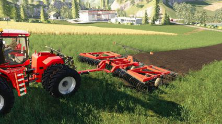 Trending mods today: Case IH True Tandem 345
