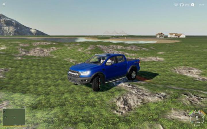Trending mods today: Ford Ranger Raptor 2019 LHD FS19 v1.1
