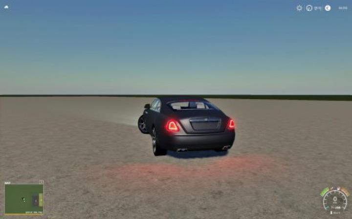 Trending mods today: Rolls Royce Wraith Fs19 v1.0