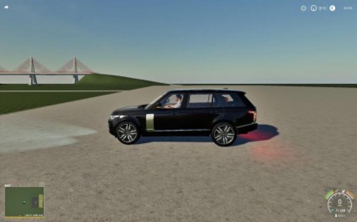 Trending mods today: Range Rover LWB Fs19 v1.0