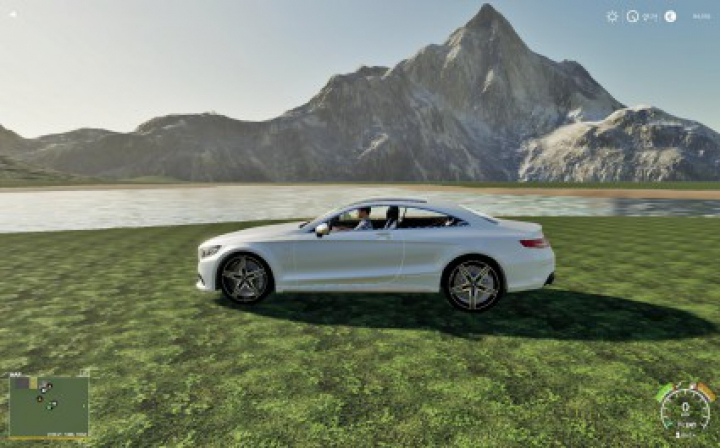 Trending mods today: Mercedes S500 Coupe Fs19 v1.0