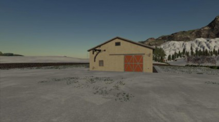 Trending mods today: Silo Multifruit And Shed v1.0.0.0